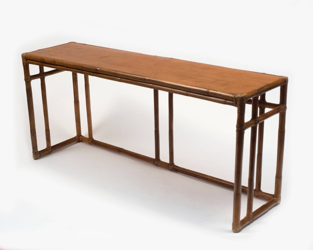 Vintage mcguire sofa refil sofa Rattan sofa gebraucht