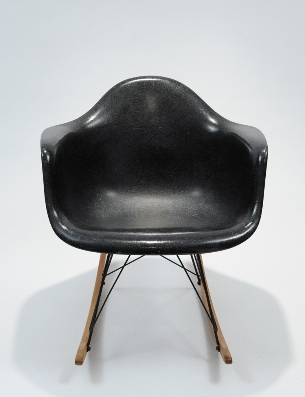 Charles and ray eames rar rocking chair at 1stdibs - Rocking chair charles eames ...