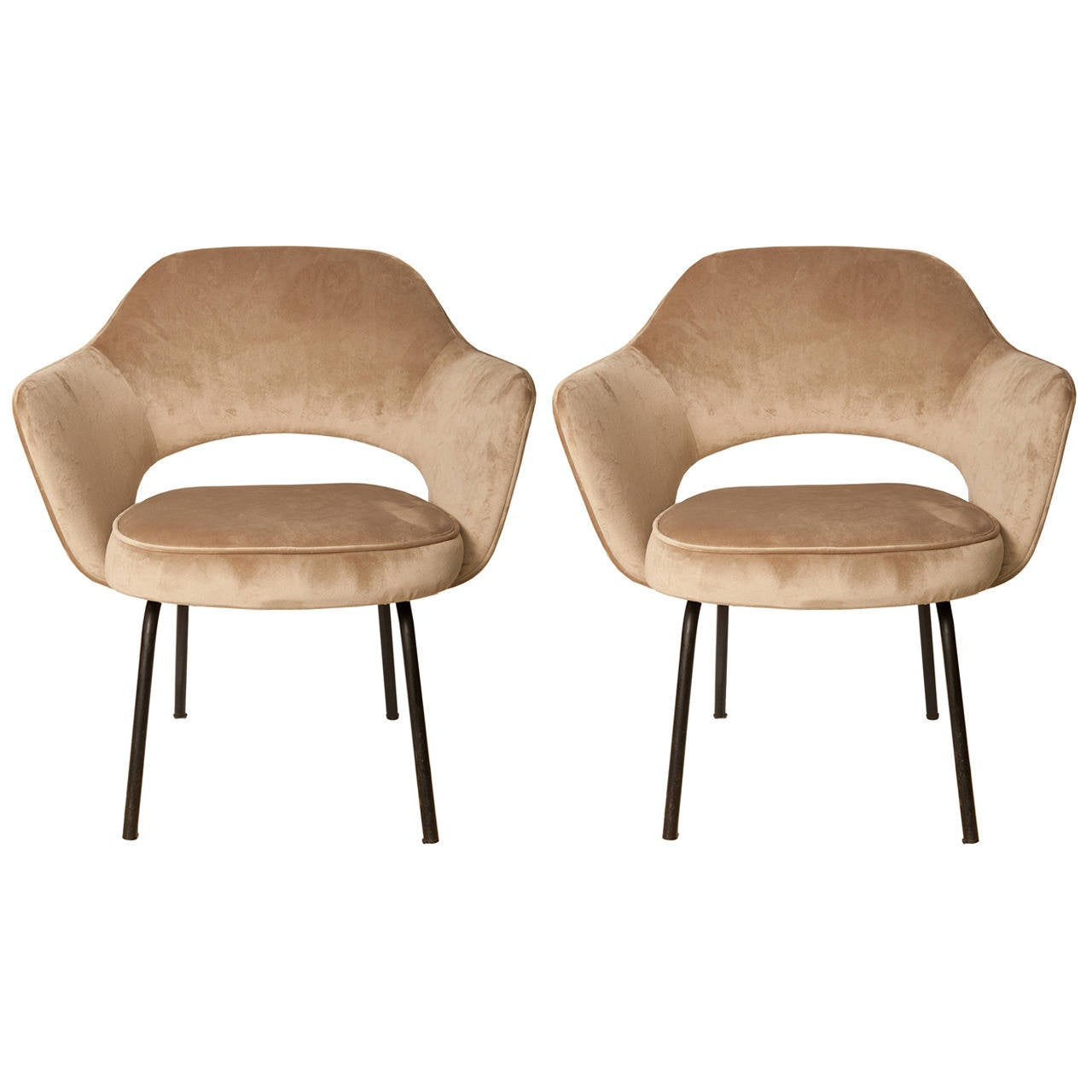 Mid-Century Danish Modern Style Chairs At 1stdibs