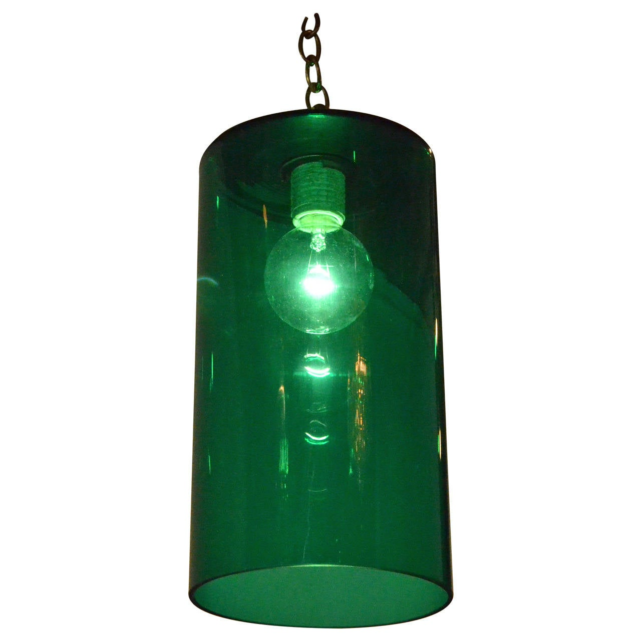 modern emerald green murano glass lighting pendant for sale at 1stdibs. Black Bedroom Furniture Sets. Home Design Ideas