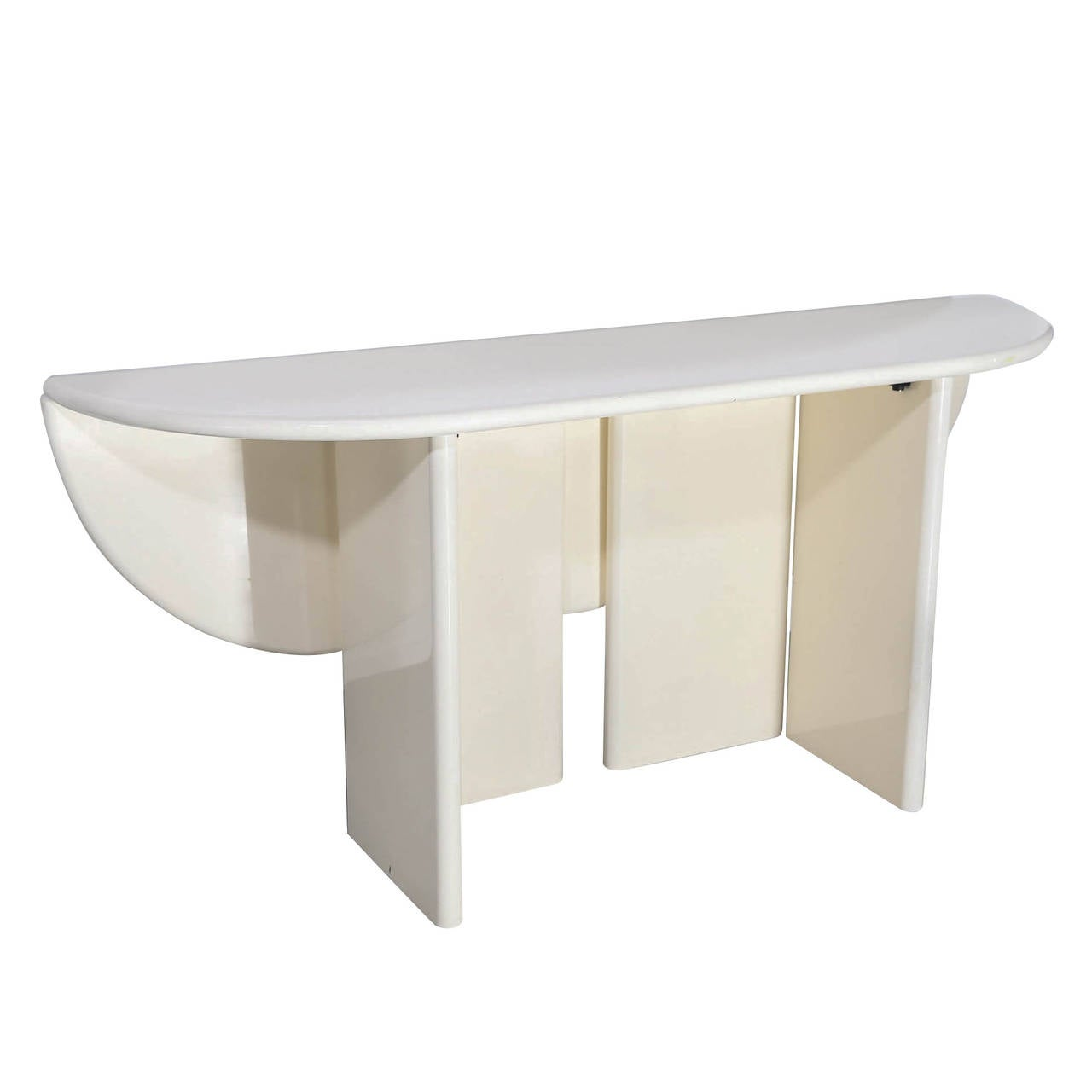 drop leaf console table universal furniture curated drop leaf
