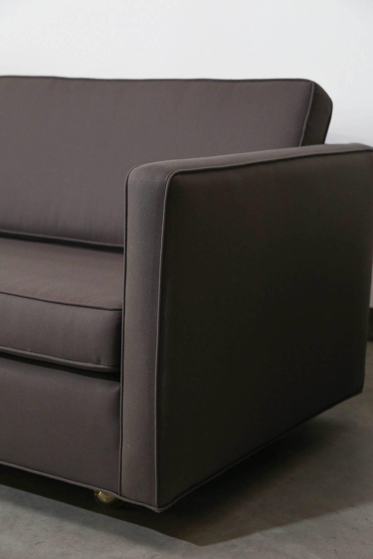 Harvey Probber Sofa At 1stdibs