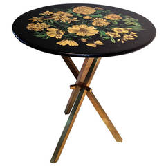 Early Piero Fornasetti Occasional Table