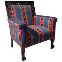 Aesthetic Movement Three-Piece Parlor Suite by Herter Brothers