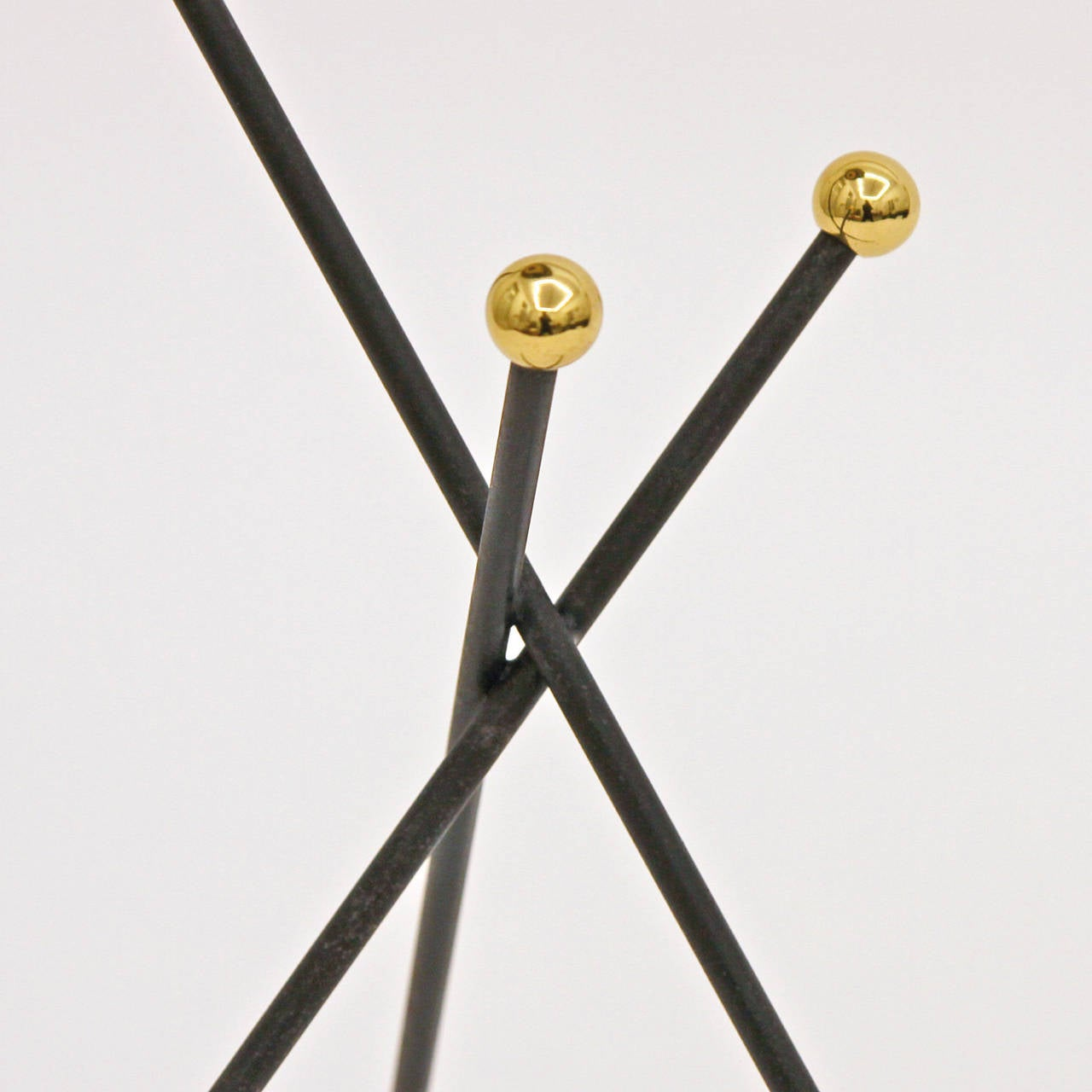 Mid-20th Century French Modernist Tripod Ashtray or Catch-All, 1950s For Sale