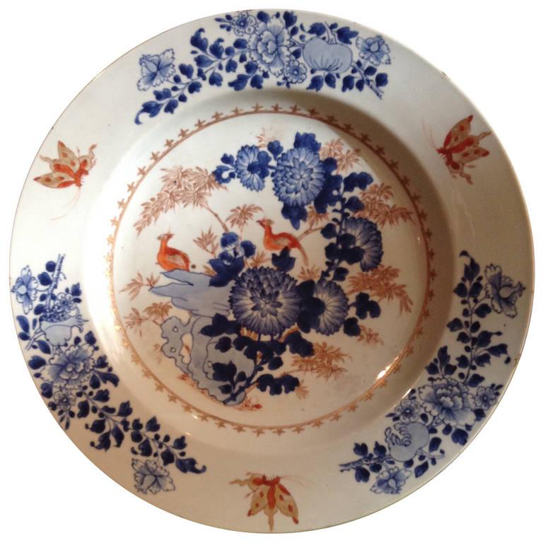 Dish China Porcelain 18th Century At 1stdibs