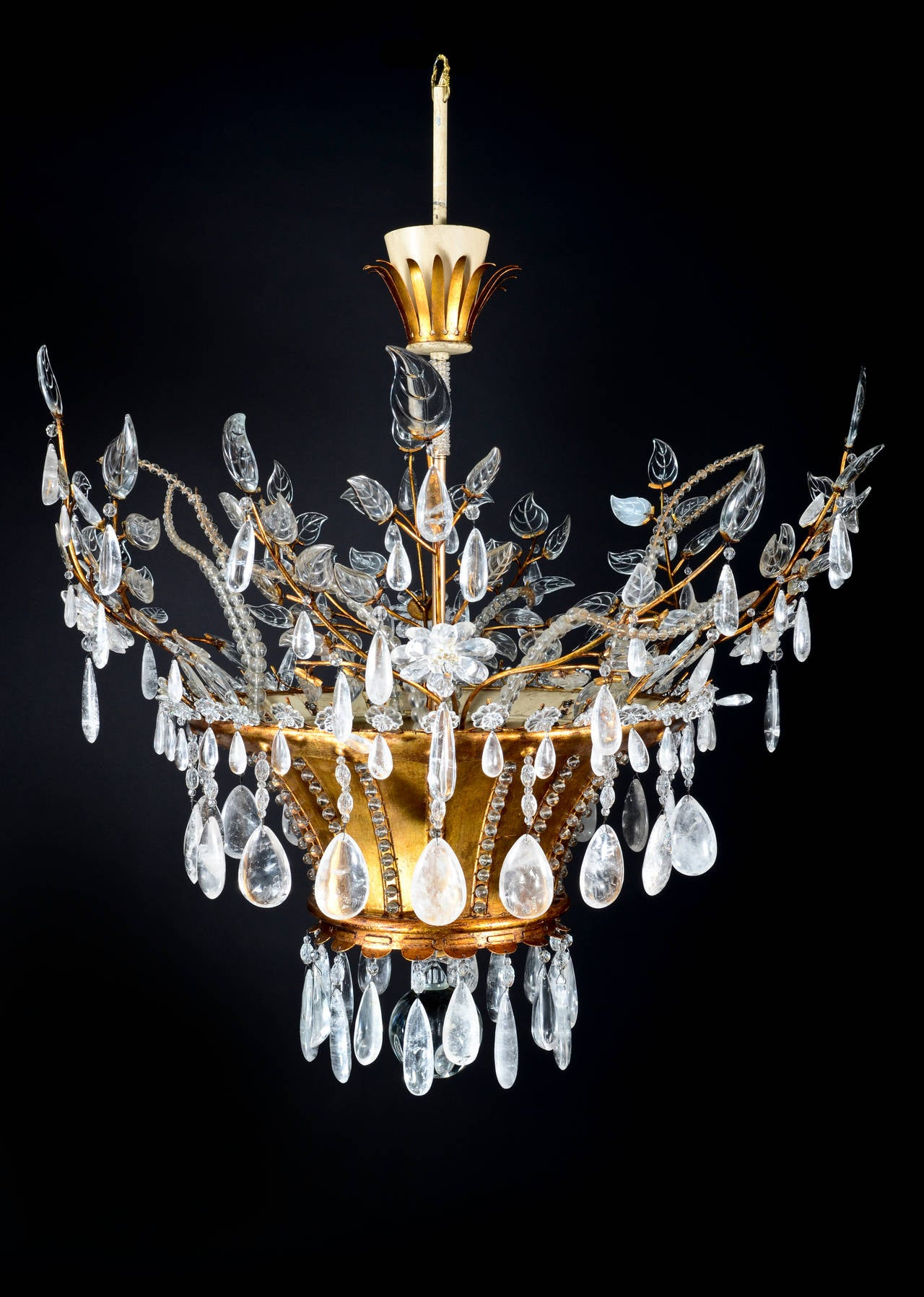 Magnificent antique french louis xvi style bagues rock crystal a magnificent and unique antique bagues french louis xvi style gilt bronze cut rock crystal aloadofball Choice Image