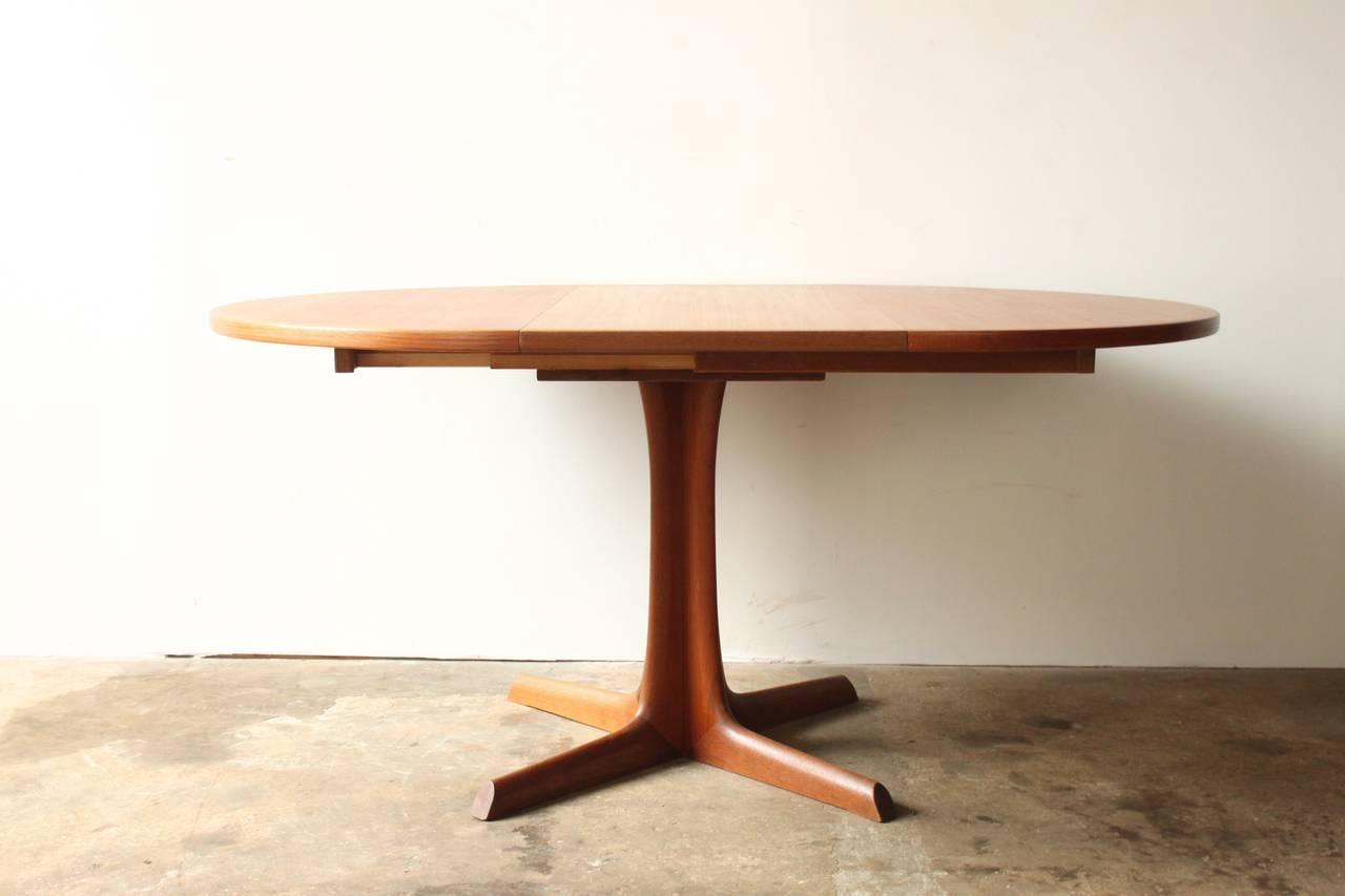Scandinavian Modern Dining Table At 1stdibs