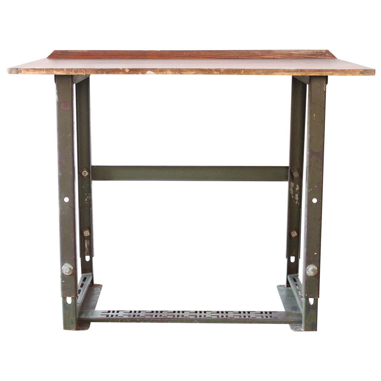 Industrial Factory Desk 1