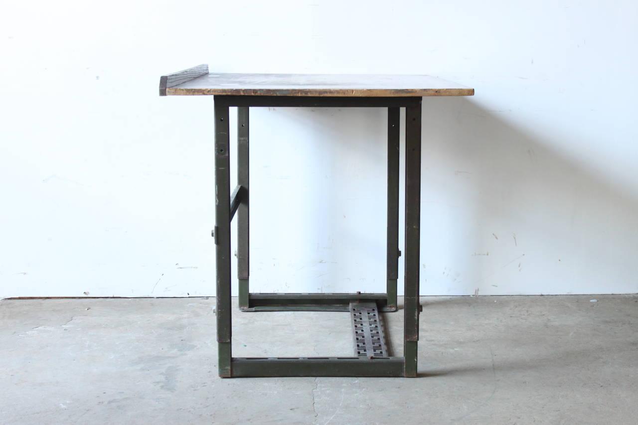Industrial Factory Desk 2