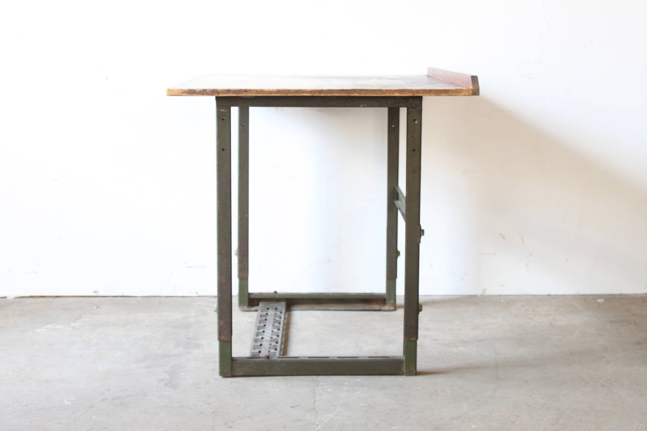 Industrial Factory Desk 4