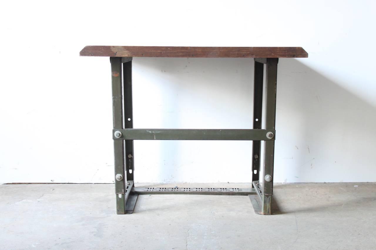 Industrial Factory Desk 3