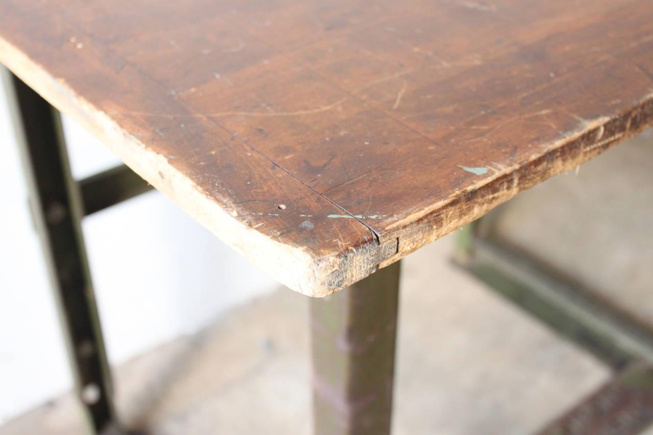 Industrial Factory Desk 8