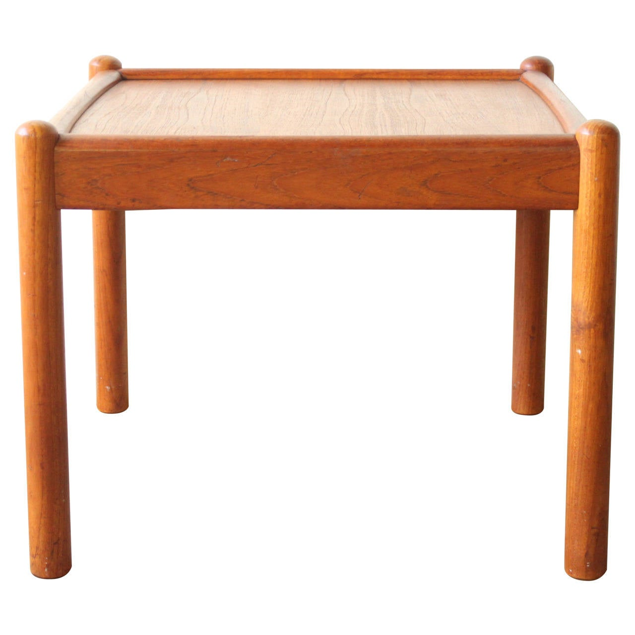 Teak Side Table By Dixie At 1stdibs