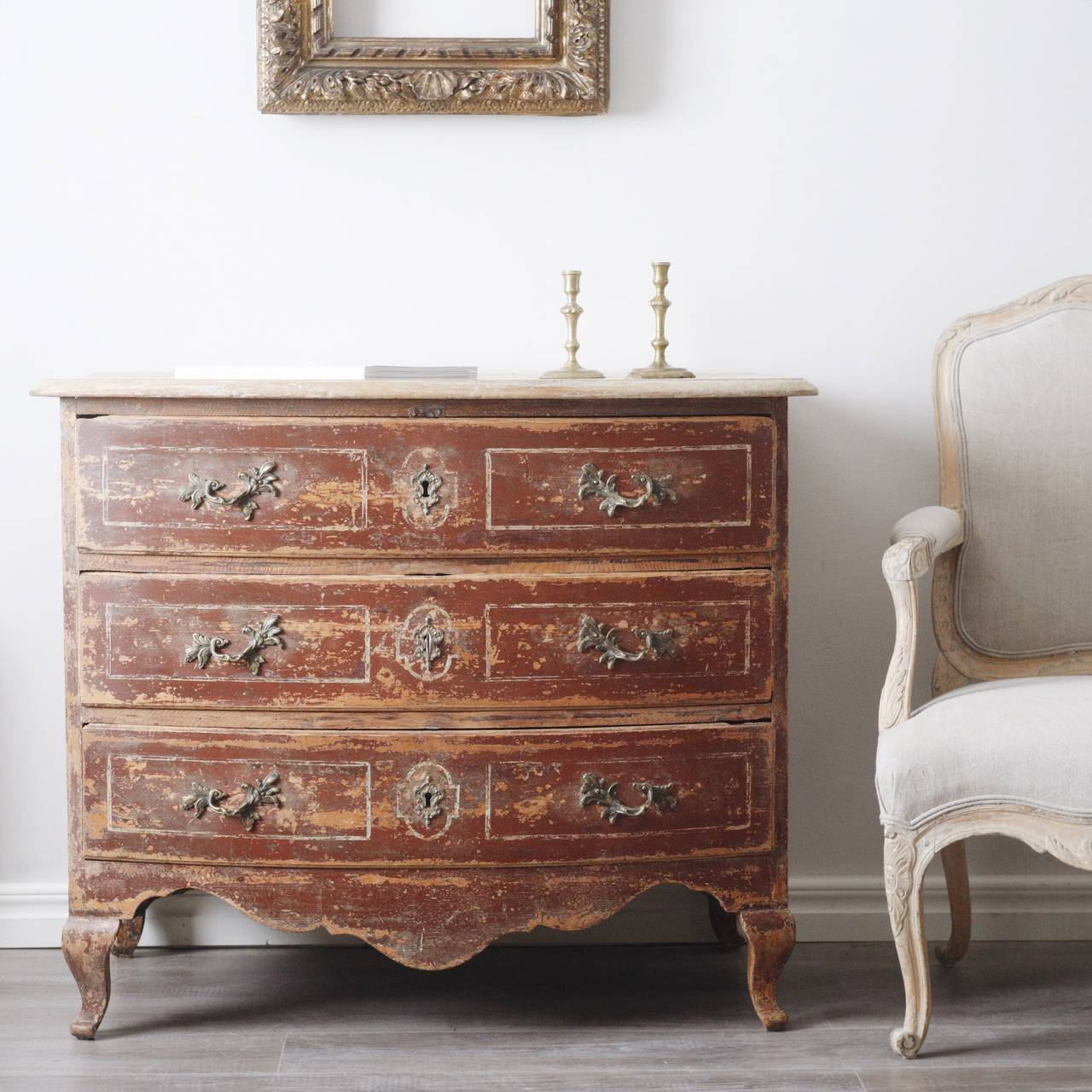 18th century swedish baroque commode for sale at 1stdibs. Black Bedroom Furniture Sets. Home Design Ideas