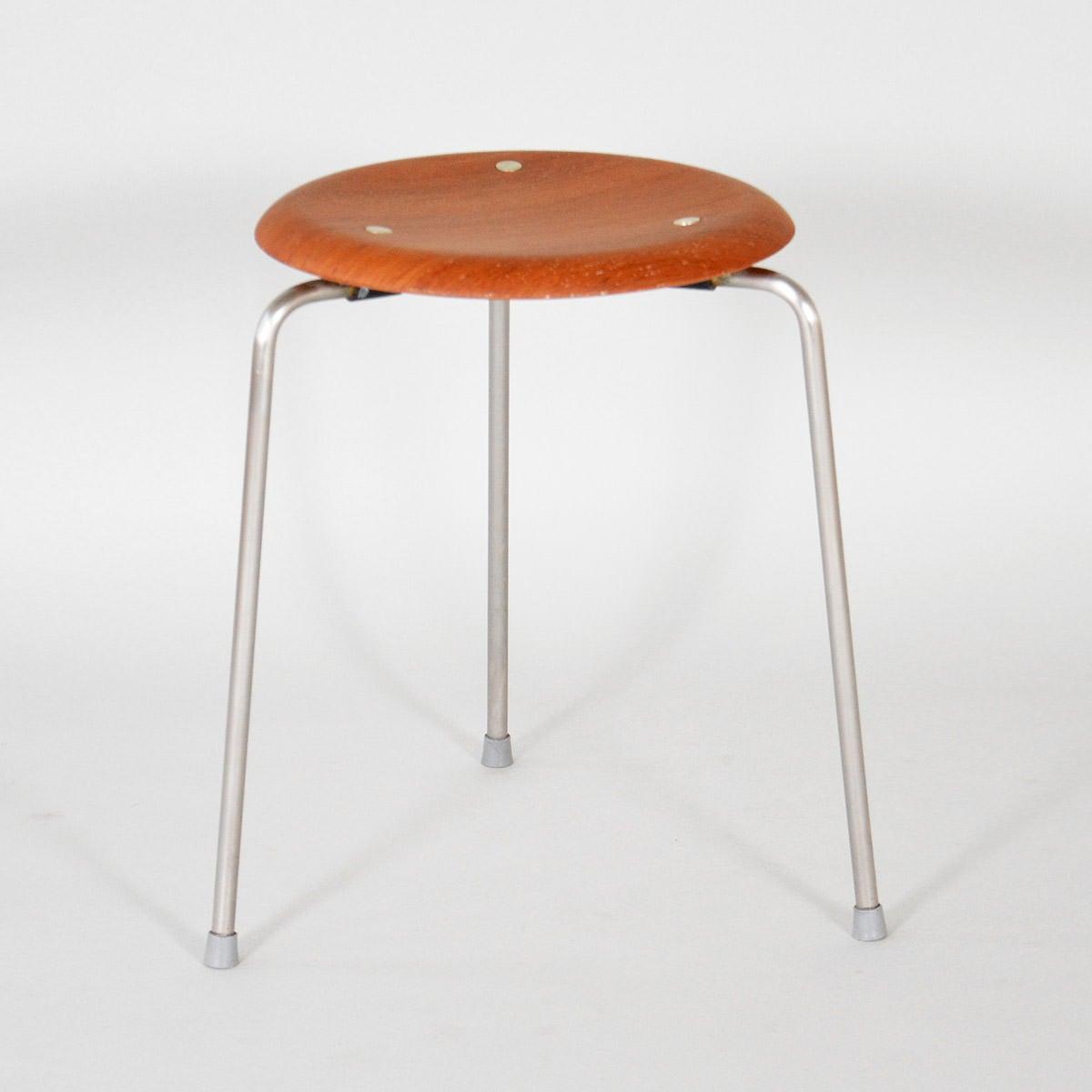 Dot Stool By Arne Jacobsen At 1stdibs