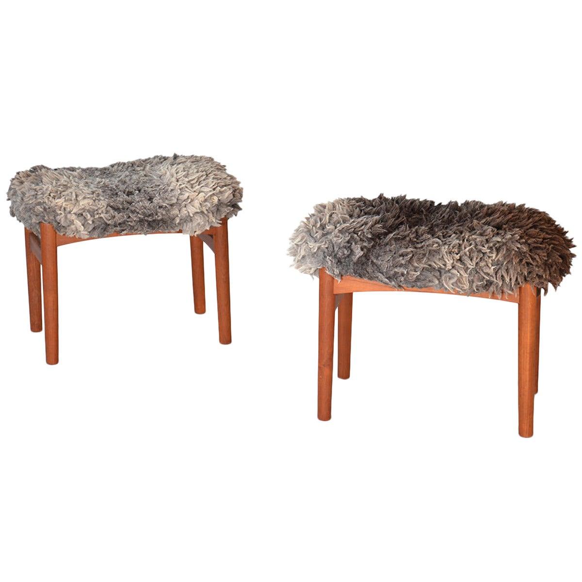 Danish Design Stools at 1stdibs : 2617522 1 from www.1stdibs.com size 1200 x 1200 jpeg 92kB