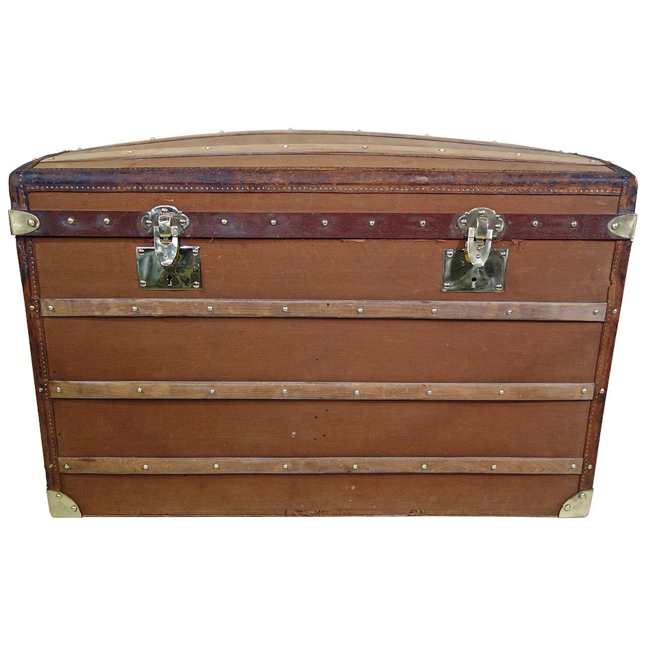 Steamer Trunks Modified Steamer Trunk Saratoga Faux