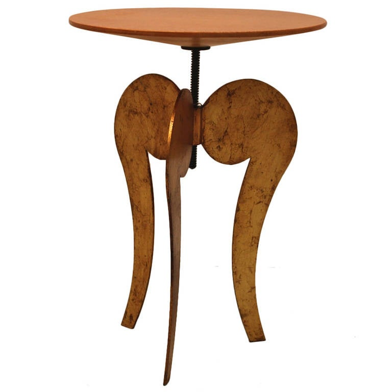 Table by Sergio Terzani Italy 1985 For Sale