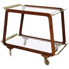 Metal Carts and Bar Carts