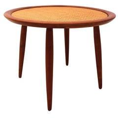 Mid Century Modern Cherrywood Coffee Table by Max Kment 1949-1950 Austria