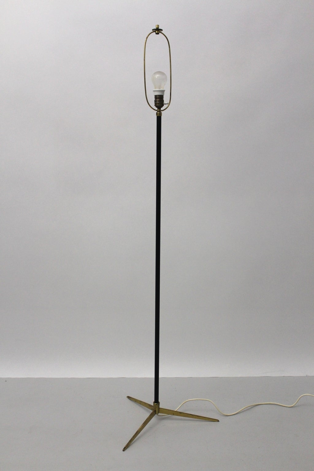 Floor Lamp Model No 2092 Micheline By J T Kalmar Vienna Austria 1960 For Sale At 1stdibs