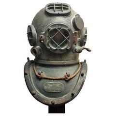 U.S. Navy Diving Helmet Mark V
