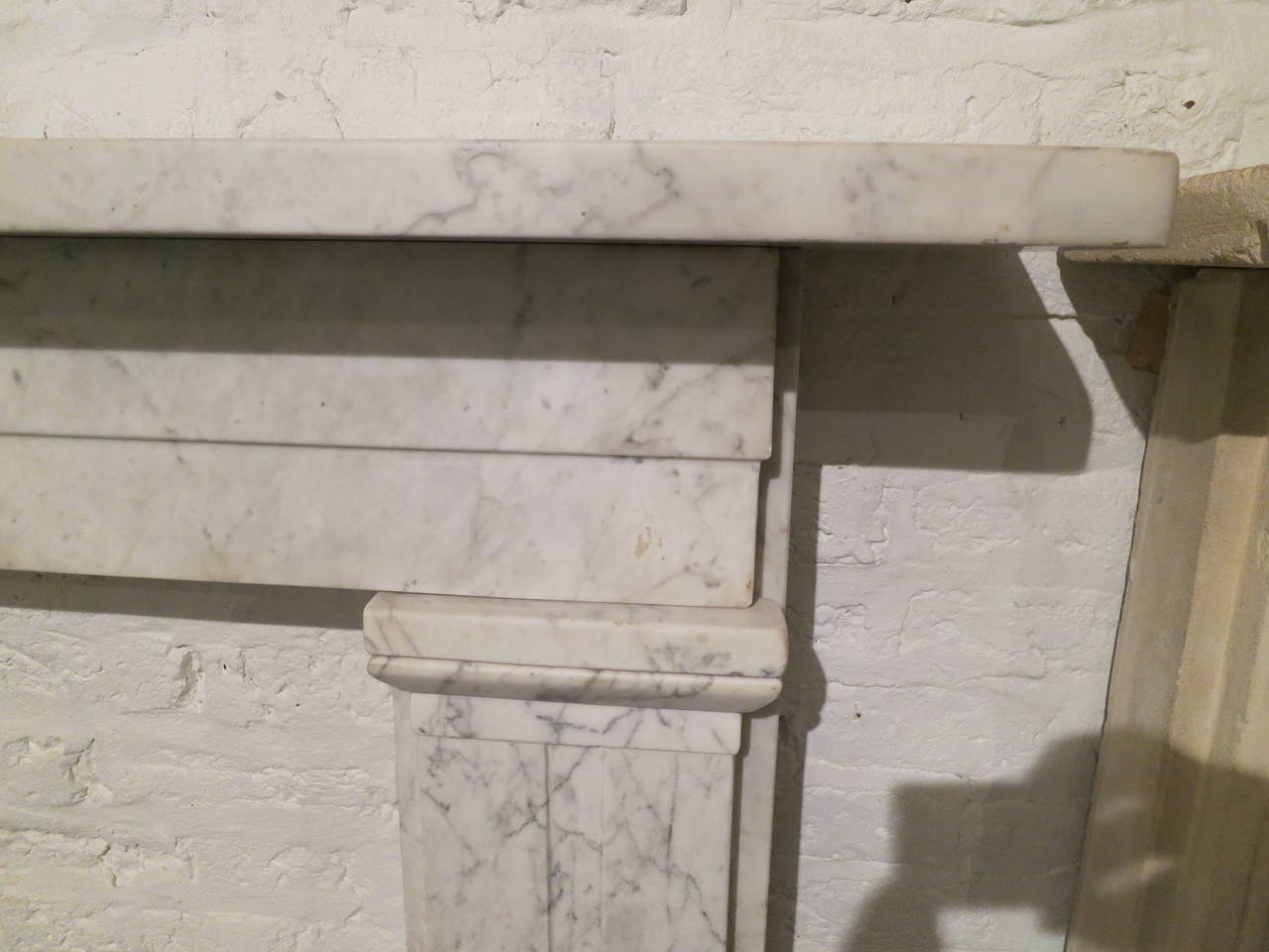 Antique Marble Fireplace Mantels For Sale William