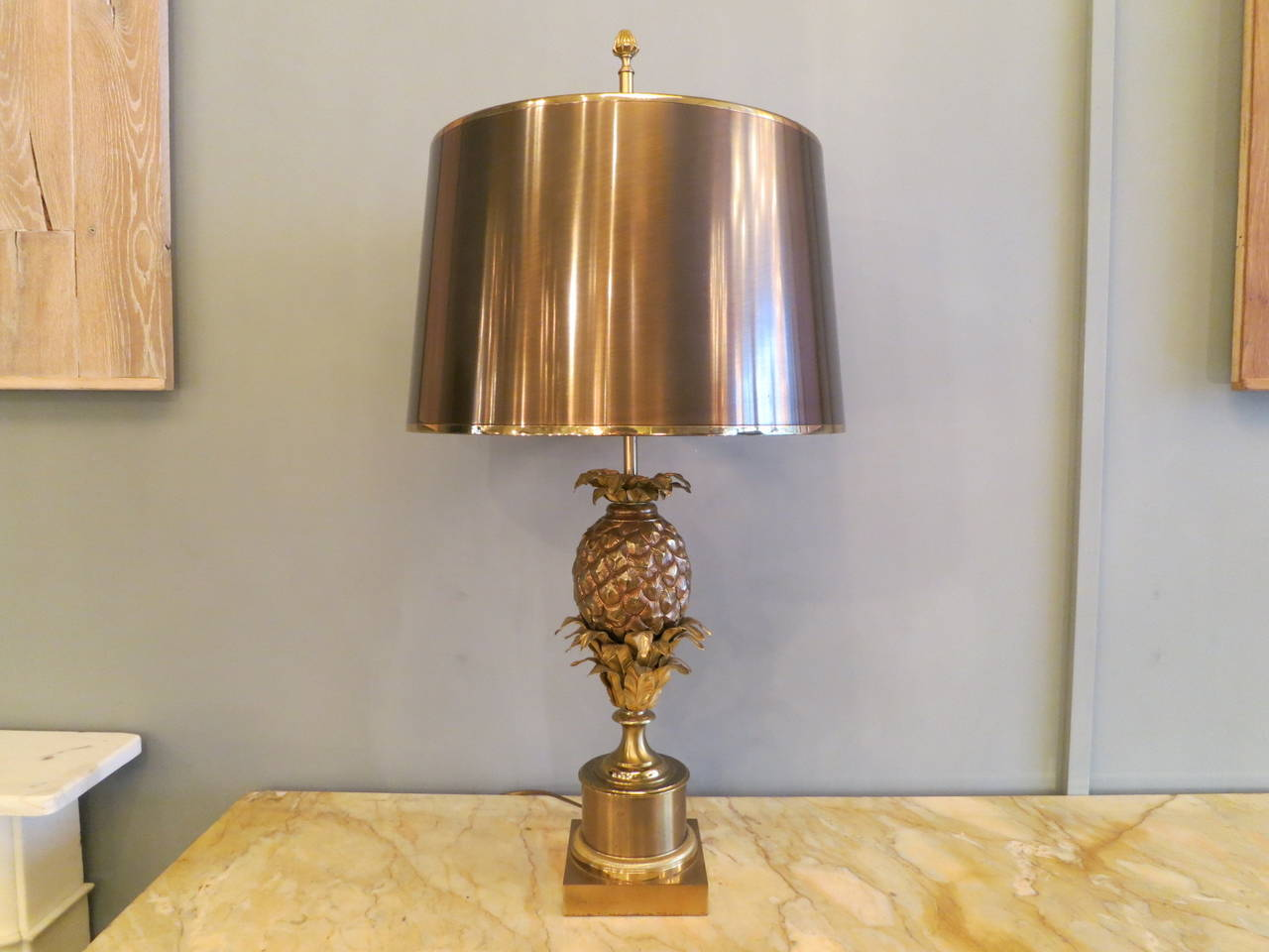 maison charles pineapple lamp 2 - Pineapple Lamp