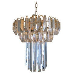 Crystal Italian Murano Chandelier