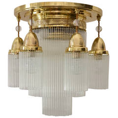 Jugendstil Ceiling Lamp