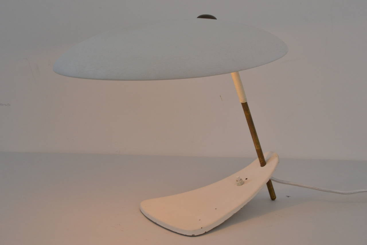 Mid-20th Century Table Lamp, circa 1950s For Sale