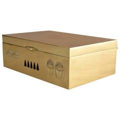 Jugendstil Argentor Jewelry Box