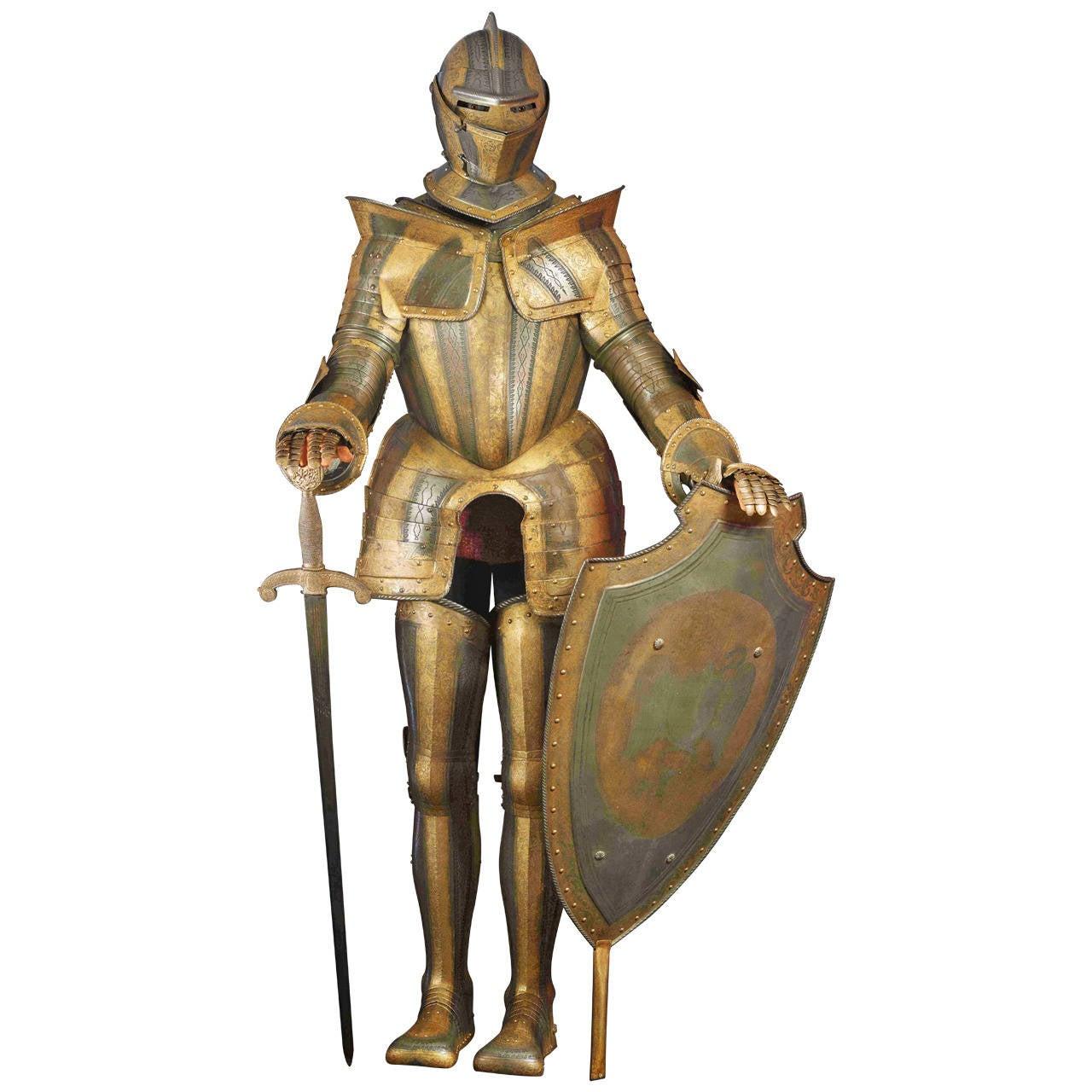 Metal Suit z Metal Suit of Armour
