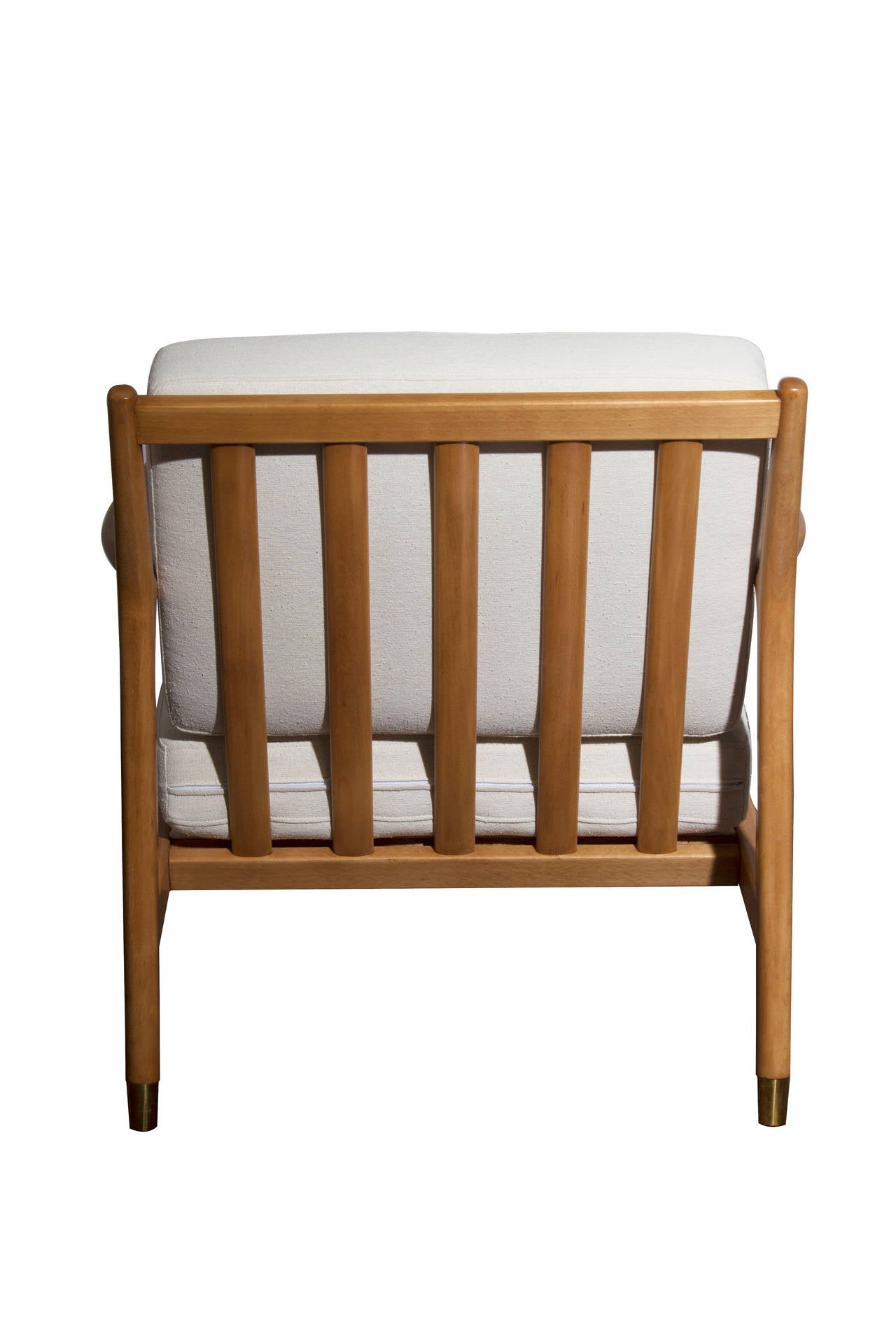 1960s danish lounge chair at 1stdibs