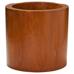 Solid Teak, Recycled Well Table Base, Java, Indonesia