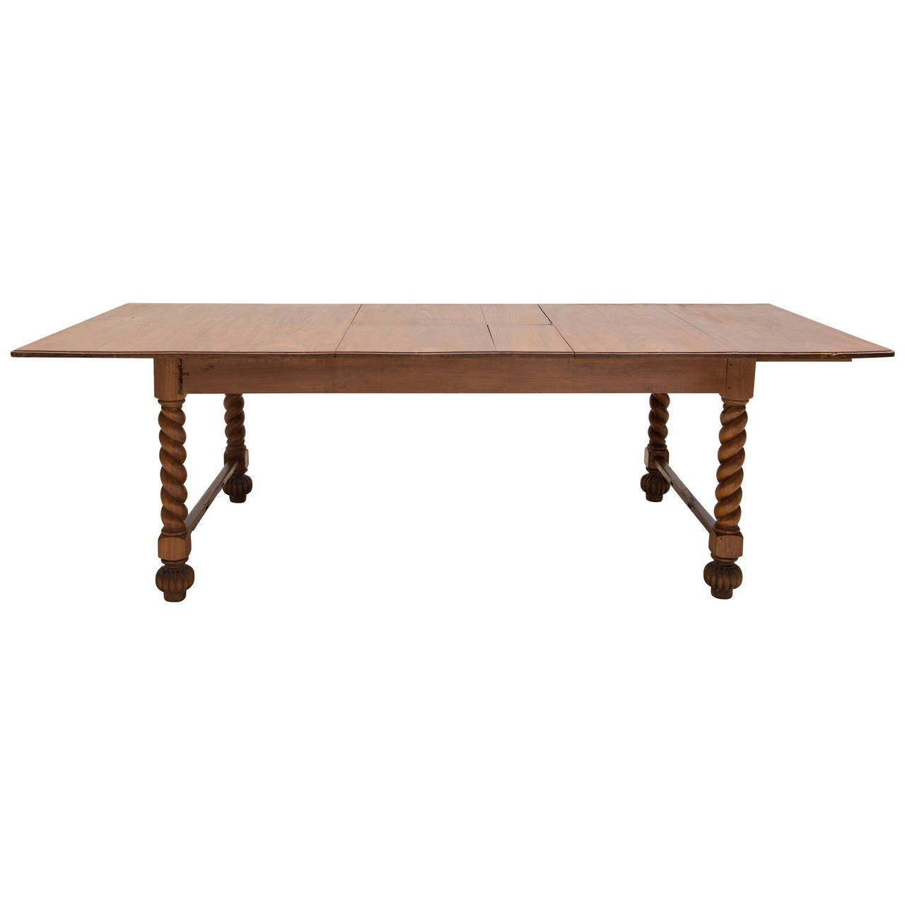 Old Colonial Dining Table with Leaf Indonesia at 1stdibs : 2649532l from www.1stdibs.com size 1280 x 1280 jpeg 40kB