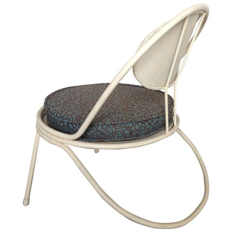 Mathieu Mategot Copacabana lounge chair For Sale