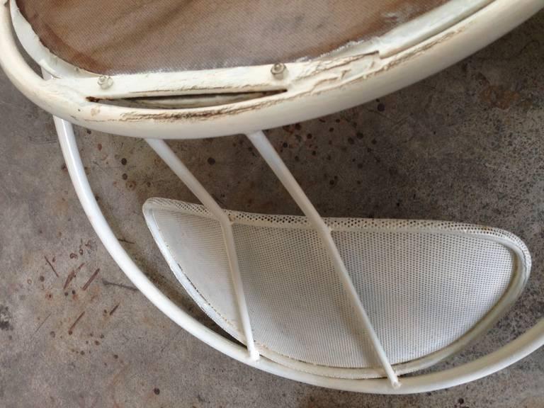 Mathieu Mategot Copacabana lounge chair For Sale 1