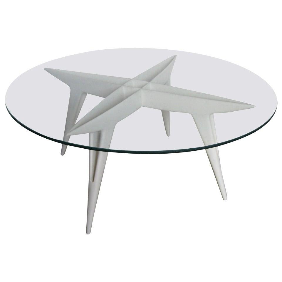 rare Gio Ponti coffee table