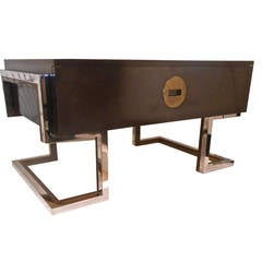 70's Willy Rizzo Low Table
