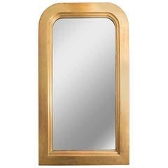 19th c. Giltwood American Mirror