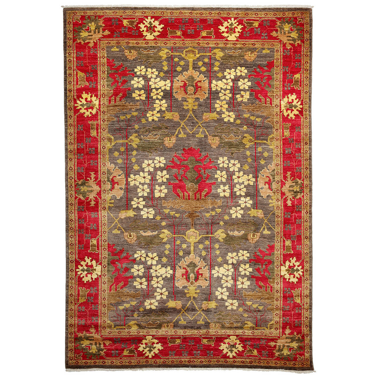 arts and crafts rugs persian type. Black Bedroom Furniture Sets. Home Design Ideas