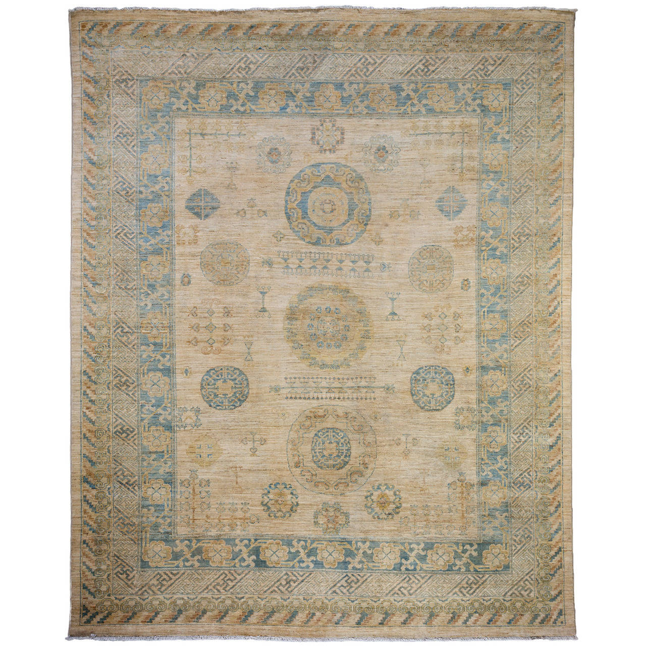 Fine Oushak Oriental Rug For Sale At 1stdibs