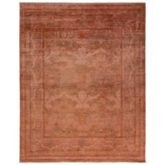 Darya Rugs Pakistani Revival, Hand-Knotted