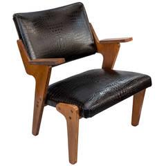 Lounge Chair by Lina Bo Bardi