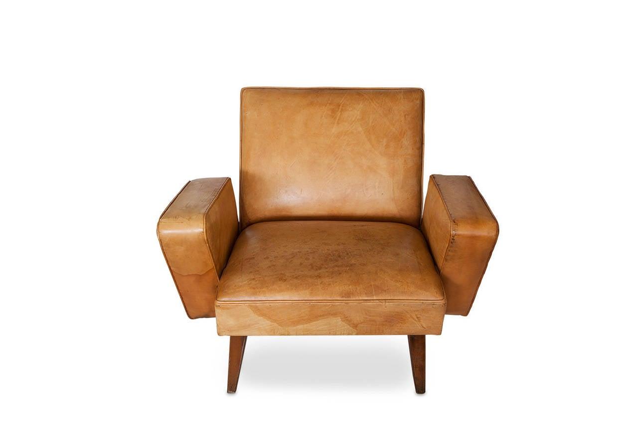 Unique Armchair By Jos 233 Zanine Caldas Brazil 1960s At