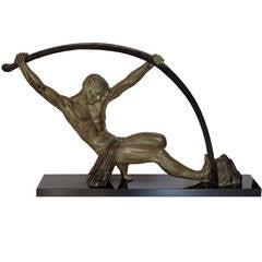 'L'Age Du Bronze,' Demetre Chiparus