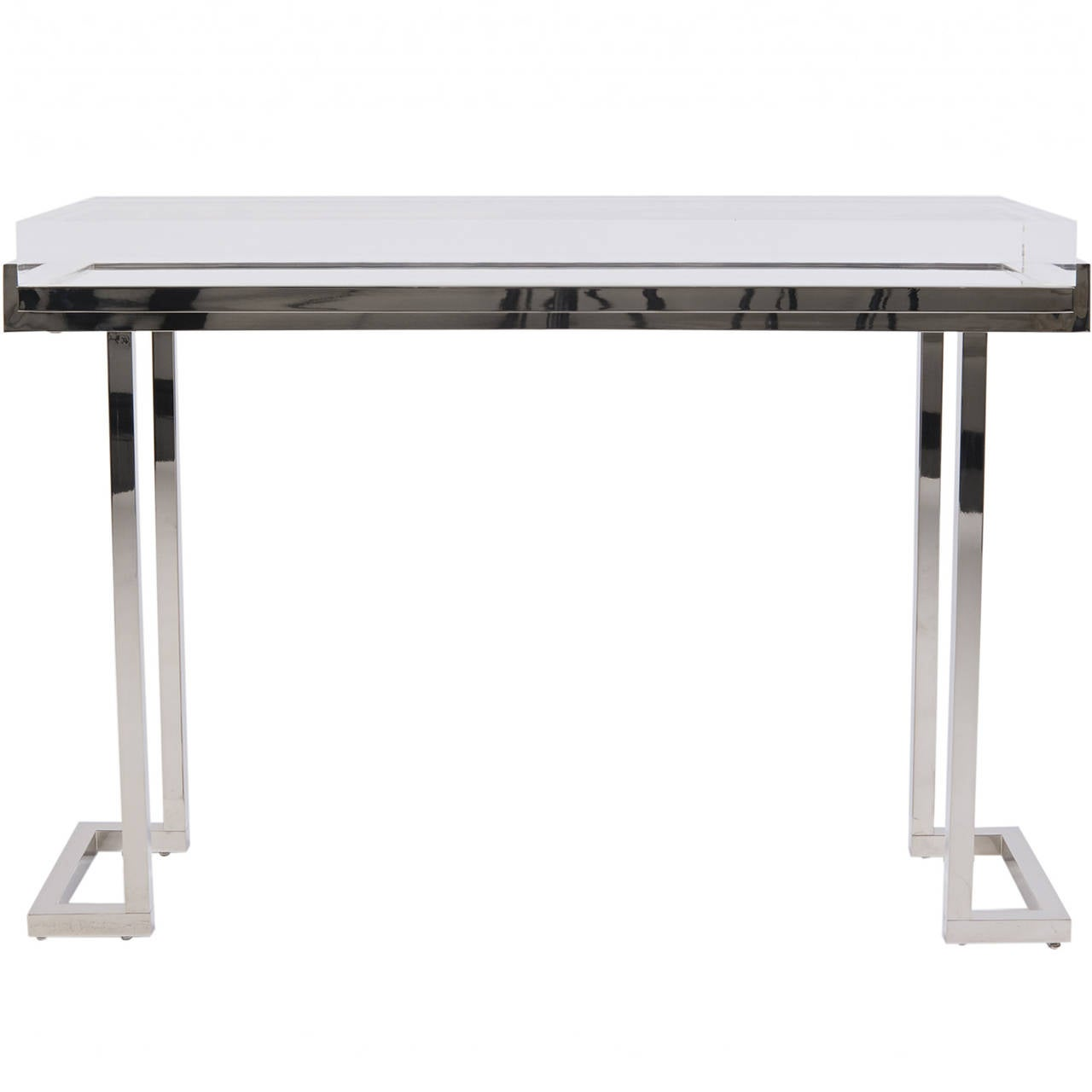 mies console table by michael dawkins 2