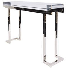 Mies Console Table by Michael Dawkins